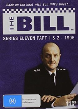 The Bill: Series 11 - Part 1 and 2 (11 Discs)