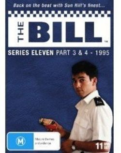 The Bill: Series 11 - Part 3 and 4 (11 Discs)
