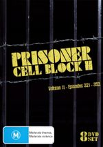 Prisoner Cell Block H: Volume 11 - Eps 321-352 (8 Discs)