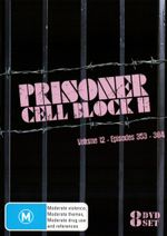 Prisoner Cell Block H: Volume 12 - Eps 353-384 (8 Discs)