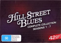 Hill Street Blues: Complete Collection (Seasons 1 - 7)