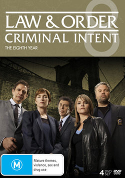 Law & Order: Criminal Intent - Year 8