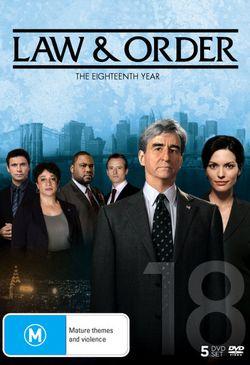Law & Order: Year 18