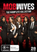 Mob Wives Complete Collection - Seasons 1 -6 + Big