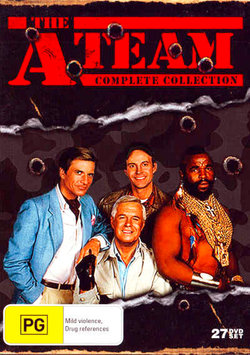The A-Team: Complete Collection (Seasons 1 - 5)
