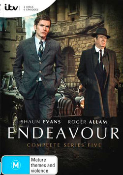 Endeavour: Series 5