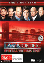Law & Order: Special Victims Unit - Year 1