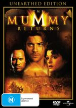 The Mummy Returns (Unearthed Edition)
