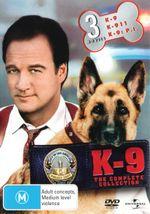 K-9: The Complete Collection (K-9 / K-911 / K-9: P.I.)