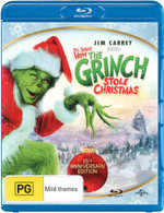How the Grinch Stole Christmas (2000) (Dr Seuss') (15th Anniversary Edition)