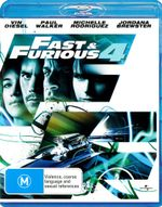 Fast and Furious 4 (Blu-ray/UV)