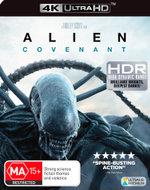 Alien: Covenant (4K UHD)