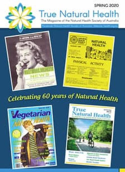 True Natural Health Magazine - 12 Month Subscription