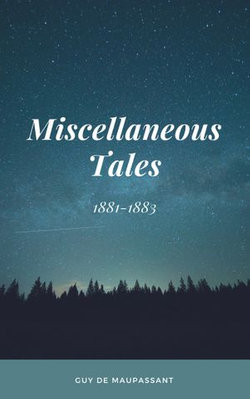 Miscellaneous tales 1881-1883
