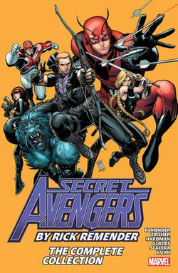 Secret Avengers By Rick Remender