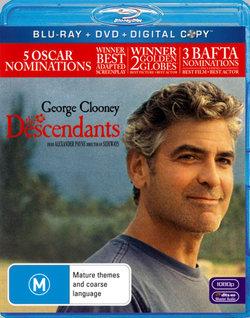The Descendants (Blu-ray/DVD/Digital Copy)