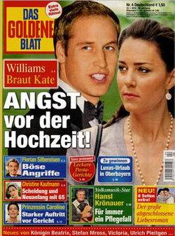 Das Goldene Blatt (Germany) - 12 Month Subscription