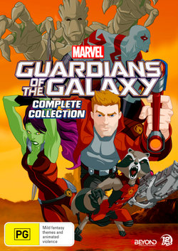 Marvel Guardians of the Galaxy: Complete Collection