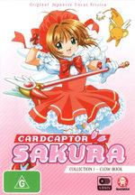 Cardcaptor Sakura: Collection 1 (Uncut) (Eps 1-35)