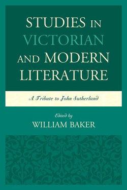 Studies in Victorian and Modern Literature