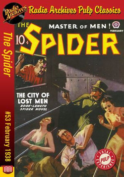 The Spider eBook #53