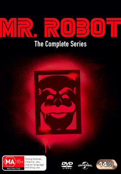 Mr. Robot: The Complete Series (Seasons 1 - 4)