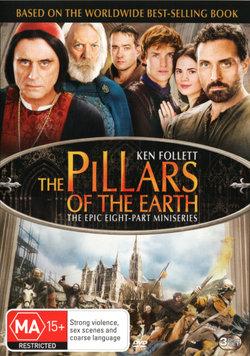The Pillars of the Earth: The Epic Eight-Part Miniseries (Ken Follett)