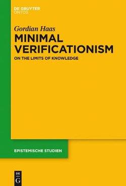 Minimal Verificationism