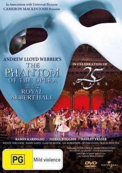 Phantom Of The Opera 25th Anniversary Concert