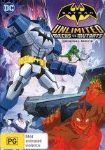 Batman Unlimited: Mechs vs Mutants (Original Movie)