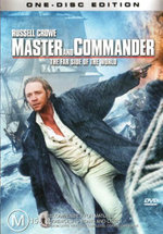Master and Commander: The Far Side of the World (One-Disc Edition)