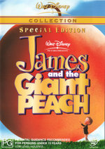 James and the Giant Peach (Special Edition) (Walt Disney Collection)