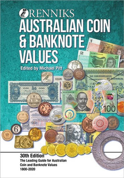 Renniks Australian Coin and Banknote Values 30th Ed