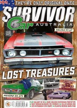 Survivor Car Australia - 12 Month Subscription