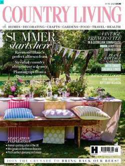 Country Living (UK) - 12 Month Subscription