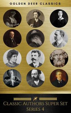 Classic Authors Super Set Series 4 (Golden Deer Classics)