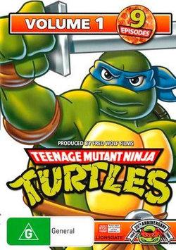Teenage Mutant Ninja Turtles (1987): Volume 1