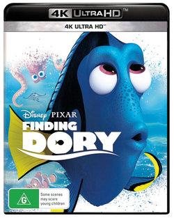 Finding Dory (4K UHD)