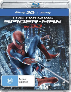 The Amazing Spider-Man in 3D (3D Blu-ray/Blu-ray)