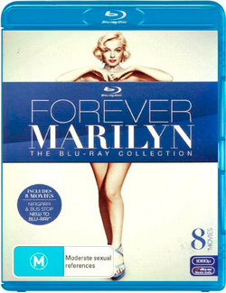Forever Marilyn: The Blu-ray Collection (Includes 8 Movies)