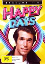 Happy Days: Seasons 1 - 4