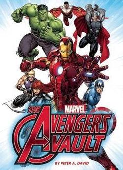 Marvel the Avengers Vault