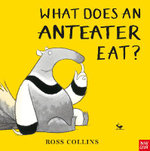 What Does An Anteater Eat?