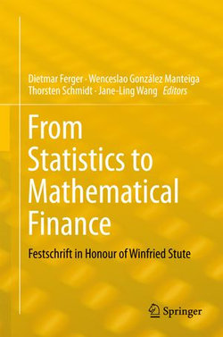 From Statistics to Mathematical Finance