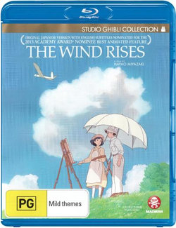 The Wind Rises (Studio Ghibli Collection)