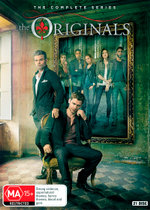 The Originals: The Complete Series (Seasons 1 - 5)