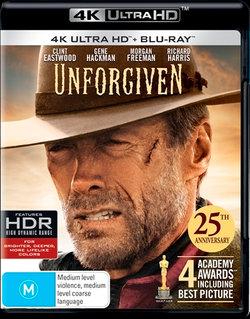 Unforgiven (25th Anniversary) (4K UHD / Blu-ray)