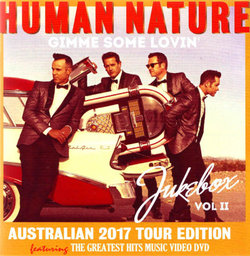 Human Nature: Gimme Some Lovin - Jukebox II (Australian 2017 Tour Edition) (CD/DVD)