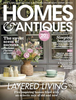 Homes & Antiques (UK) - 12 Month Subscription