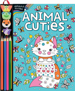 Colour Drawers Animal Cuties